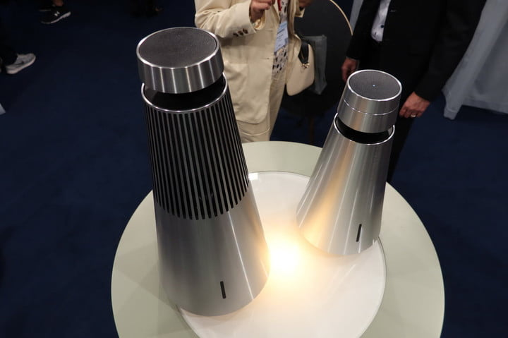 Bang & Olufsen 360-Degree BeoSound 1 And 2 Speakers