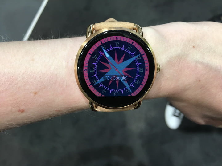Fossil Q Wander and Q Marshal Hands On