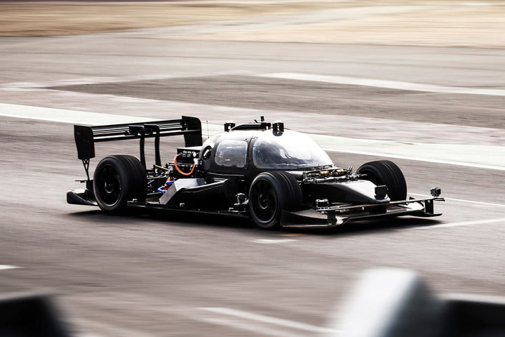 Roborace DevBot Development Car | Photos, Details, Specs