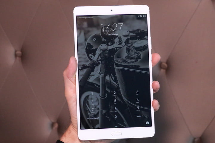 Huawei MediaPad M3 Hands On