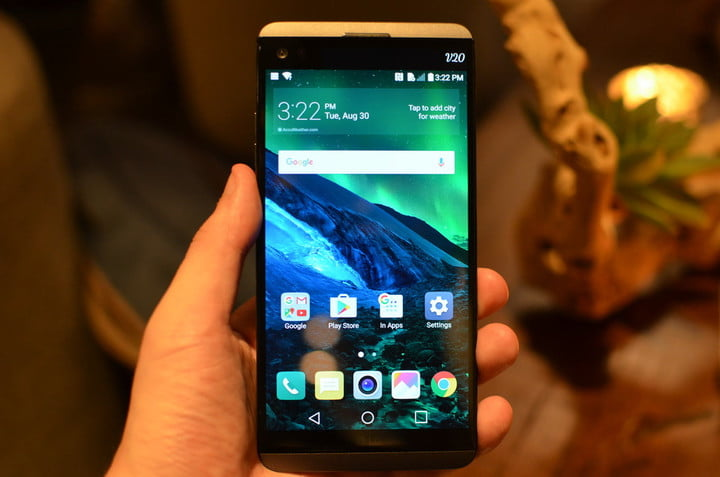 LG V20 Hands On: Android 7.0 Nougat-Powered Smartphone