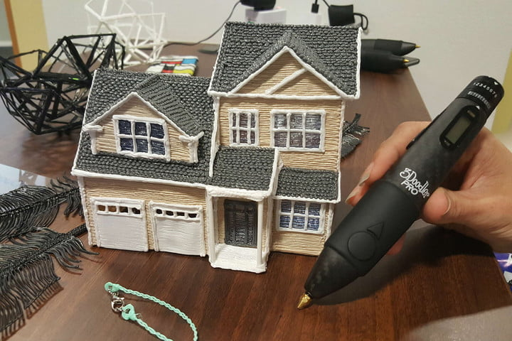 3Doodler Pro Takes 3D Drawing To a Whole New Level