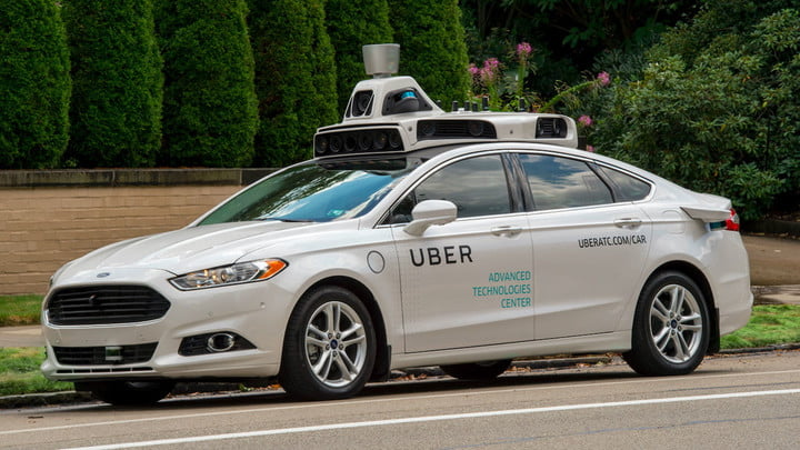 Uber self-driving cars still working in Pittsburgh test program