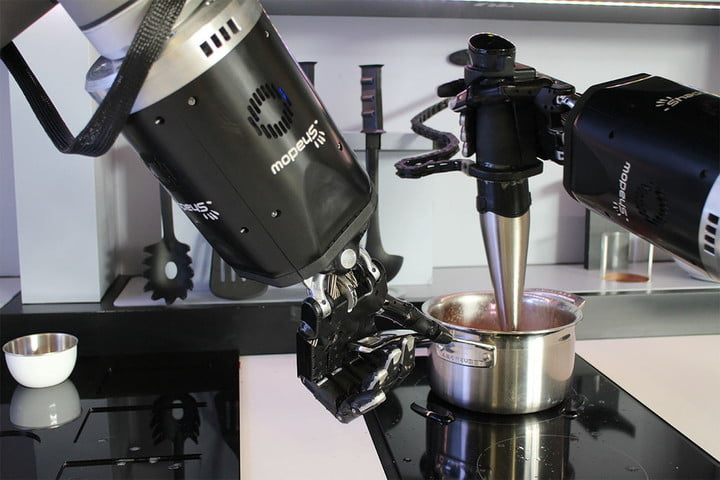 This Amazing Robot Is The Ultimate Kitchen Gadget
