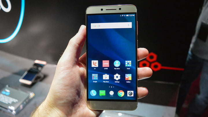 LeEco Le Pro 3 Hands On