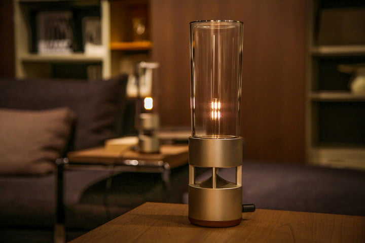 Sony's LSPX-S1 glass speaker will keep guests guessing
