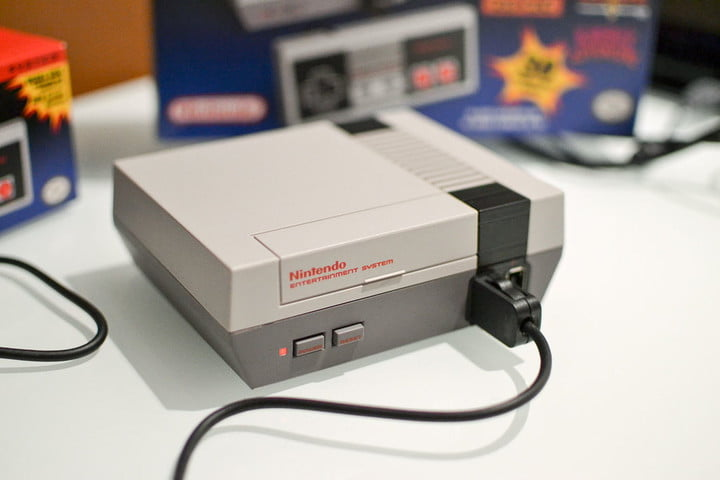 Nintendo NES Classic Edition First Impressions
