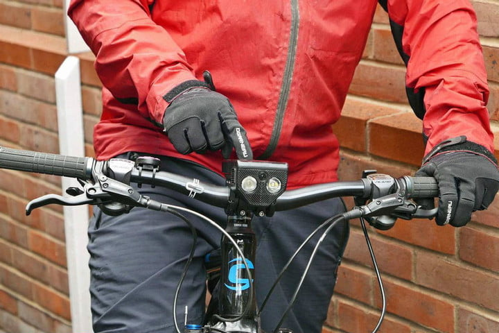 The 'All-in-One' Vudu7 V is like a Smartphone for Your Bike