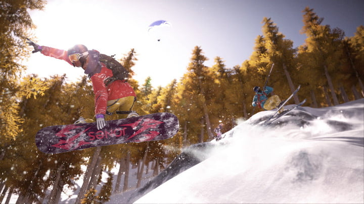 'Steep' makes you wish you were actually snowboarding