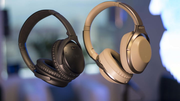 Bose QC35 vs. Sony MDR-1000x | Hands on Video