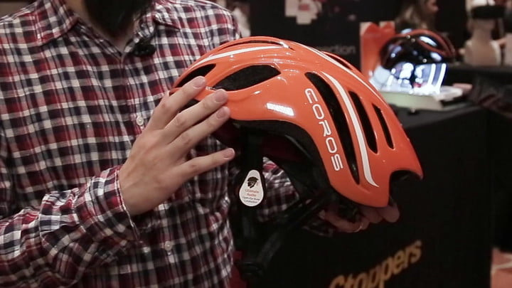 Coros Link Smart Cycling Helmet First Impressions