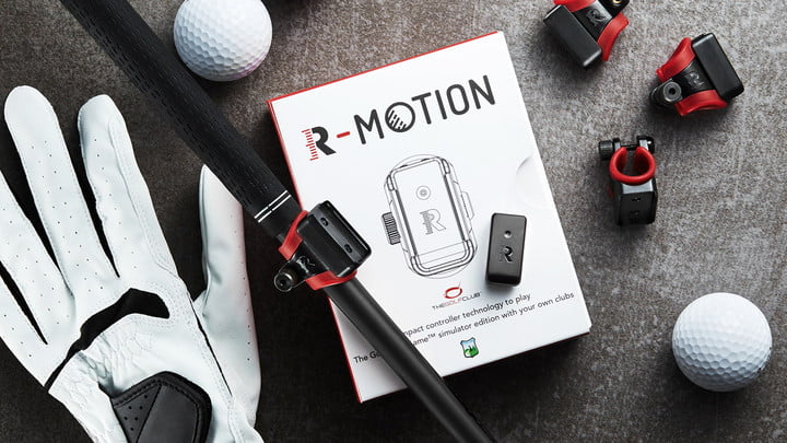 R-Motion Golf First Impressions