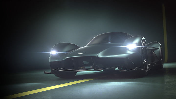 Aston Martin AM-RB 001 Adopts 'Valkyrie' Name From Norse Mythology