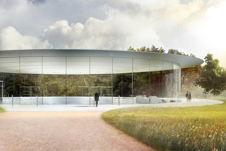 Apple Officially Dubs Its New Campus 'Apple Park,' Set To Open In April