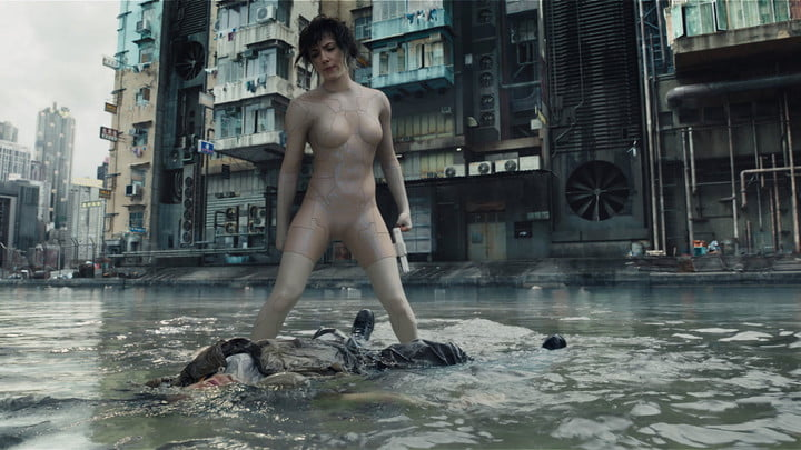Ghost In The Shell Hides a Hollow Story Behind Fantastic Visuals