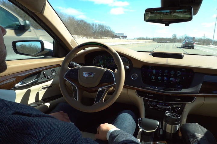 Cadillac Super Cruise | Details, Specs, News, First Look