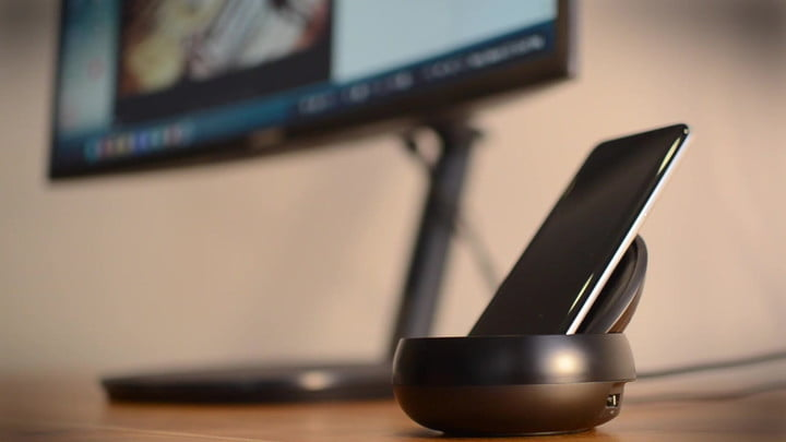 Samsung DeX Galaxy S8 Dock: Hands-On Review