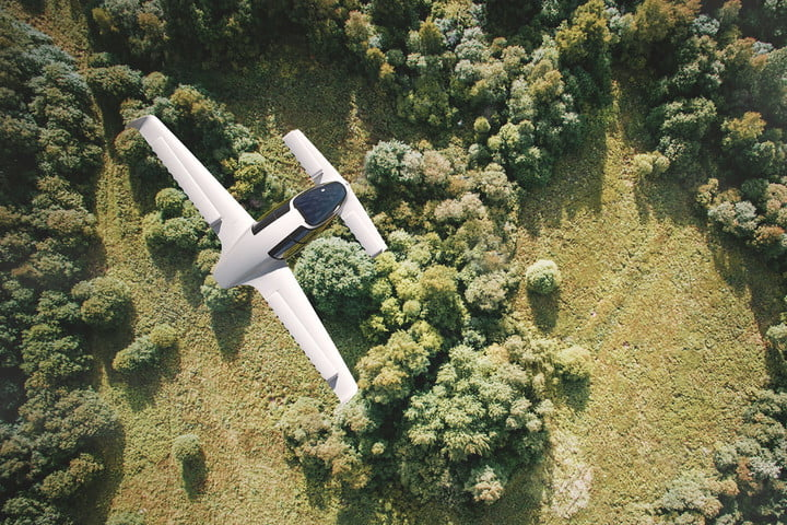 Lilium Aviation Completes First Test Flights of Electric VOTL Jet