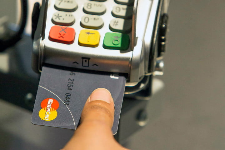 MasterCard swaps PINs for prints on new high-tech payment card