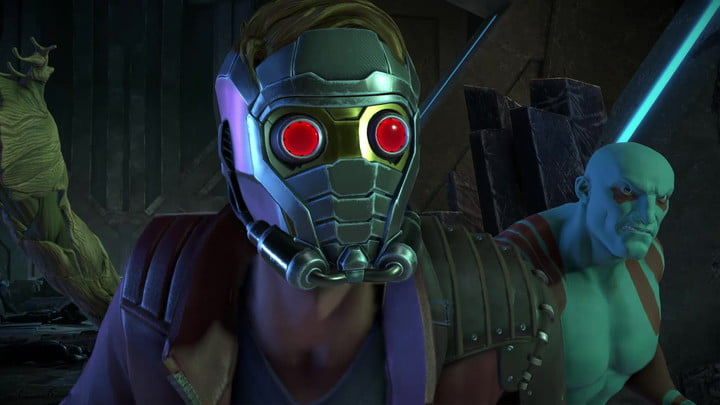 """Marvel's """"Guardians of the Galaxy: The Telltale Series"""" 