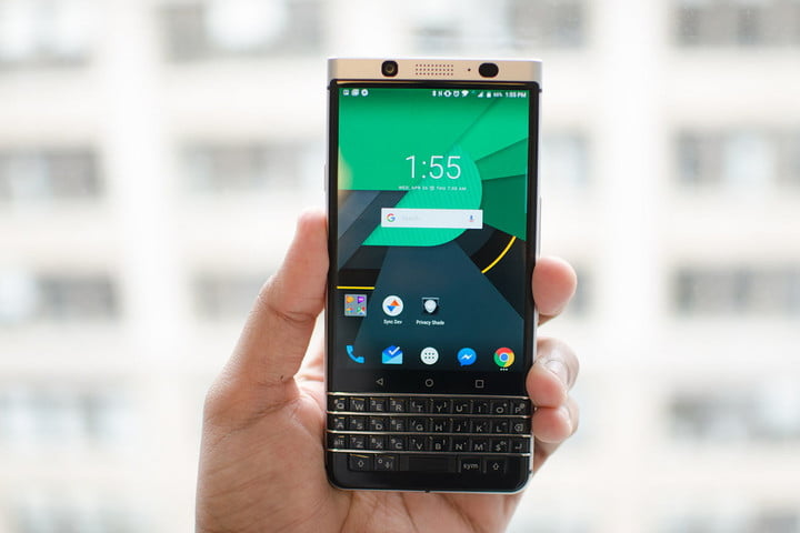BlackBerry KeyOne Review, Specs, Price and More