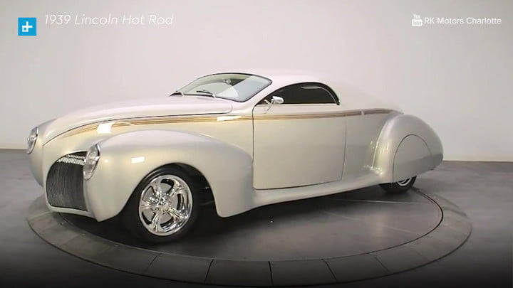 1939 Lincoln Zephyr Hot Rod Pictures Performance Price Digital