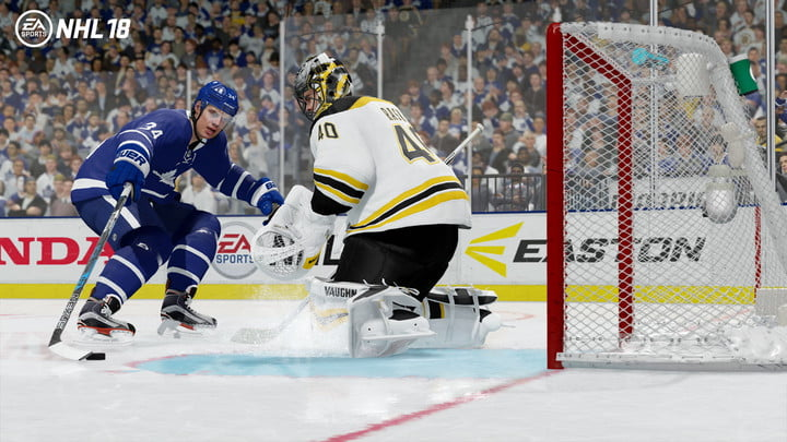 Nhl 18 Review Digital Trends