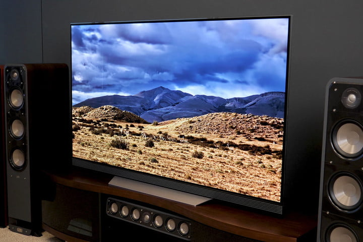 Lg E7 Oled Review Oled65e7p Oled55e7p Digital Trends