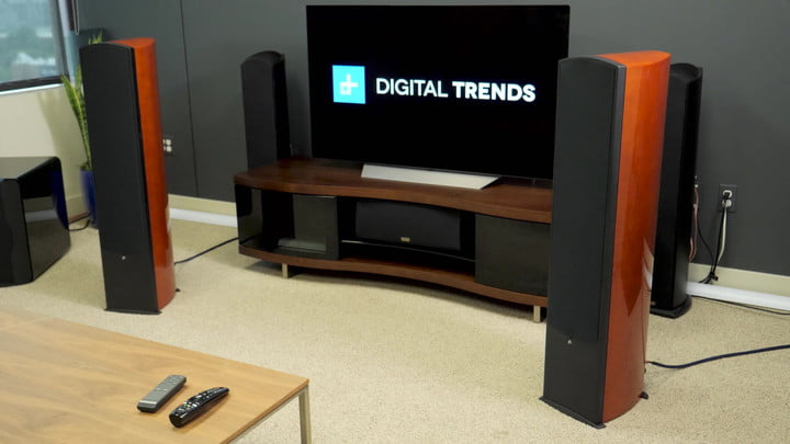Aperion Audio Verus Ii Review Digital Trends