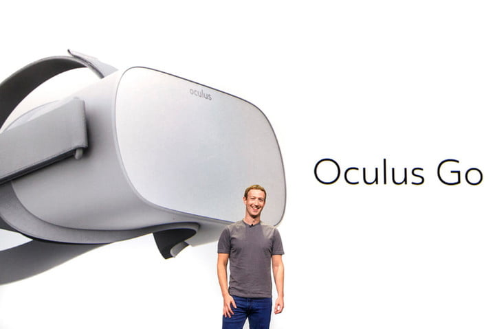 $199 Oculus Go Is a Stand-Alone VR Headset Running Galaxy Gear Apps