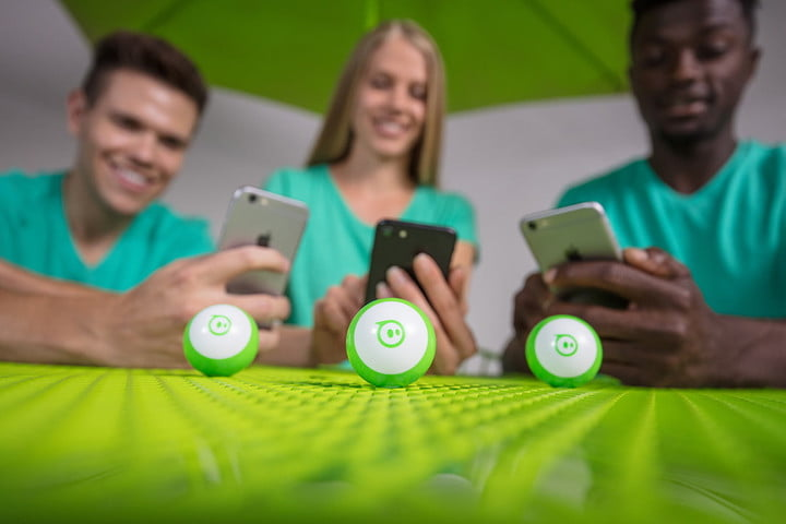 Sphero Mini is a $50 Ball You Control with Your Phone