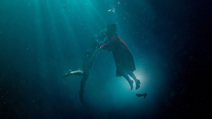 How 'The Shape of Water' FX Team Built A Better Merman