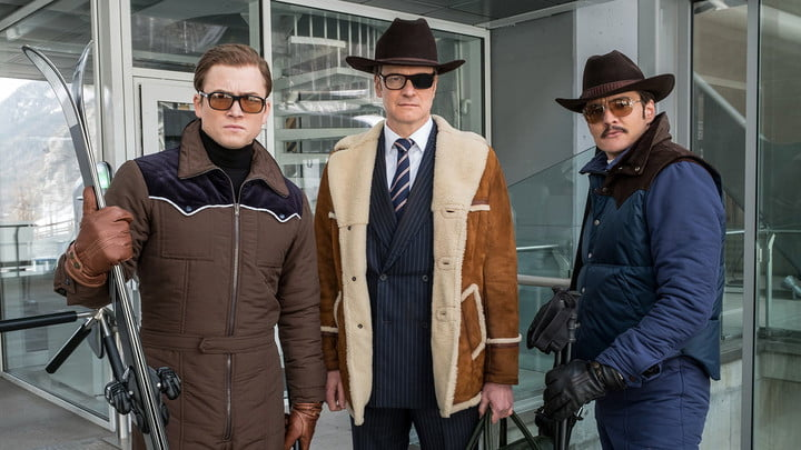 Kingsman: The Golden Circle Review: Looks Amazing, But Feels Hollow