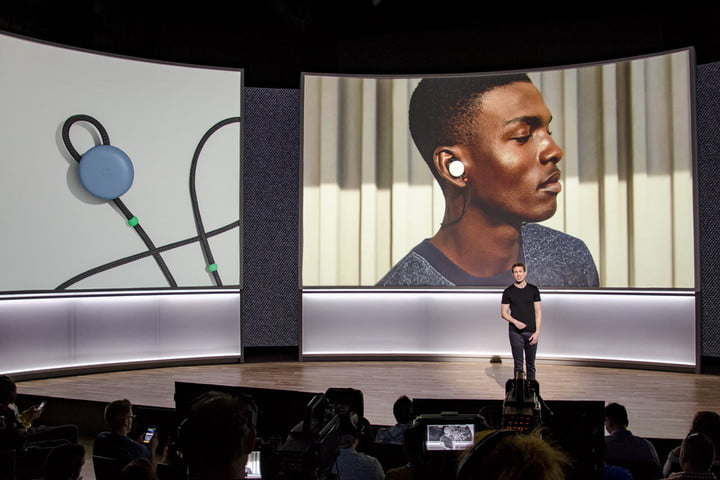 Google Dives Into Wireless Headphones With New Google Pixel Buds