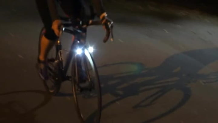 No Batteries, Wires, or Friction — Bike Lights Are Powered by Physics
