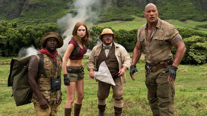 'Jumanji: Welcome to the Jungle' Review: Less Wonder, More Comedy, Still Fun