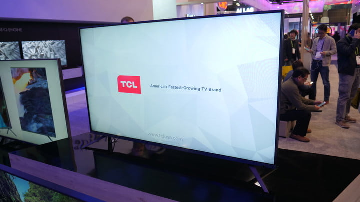 TCL 6-Series 4K HDR TV – Preview