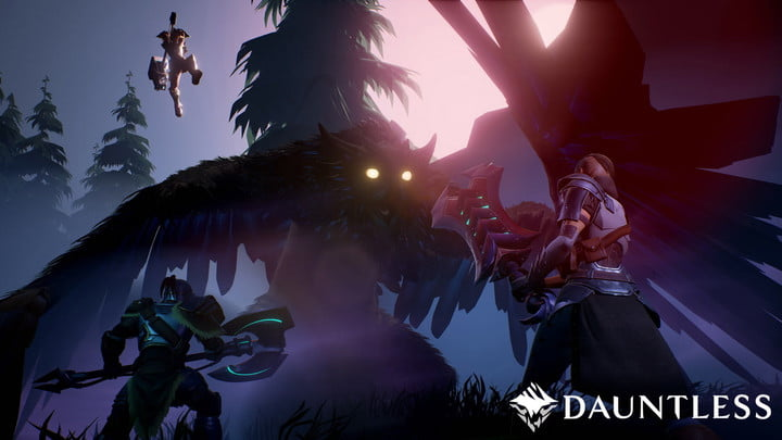 'Dauntless' Hands-On Preview
