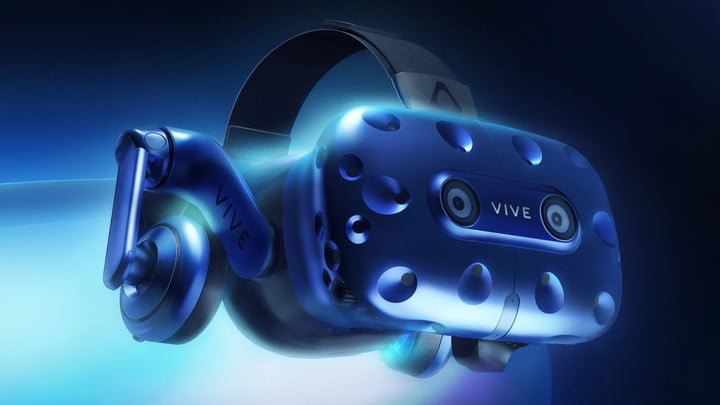 HTC Announces Vive Pro Headset With Wireless Capabilities