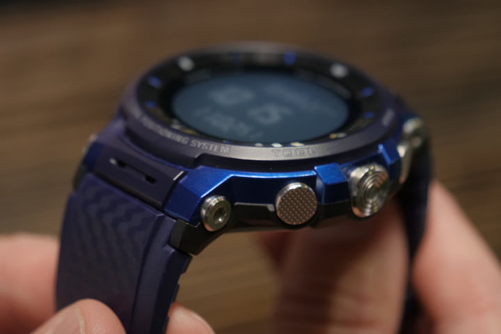 Casio Pro Trek WSD-F30 Hands-On Review