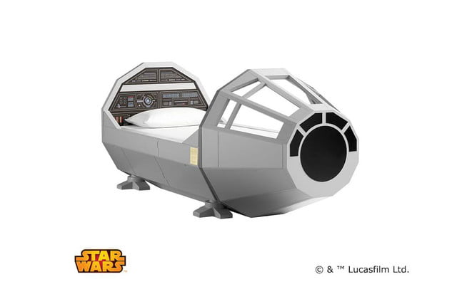 pottery barn has a 4000 star wars bed for sale 13