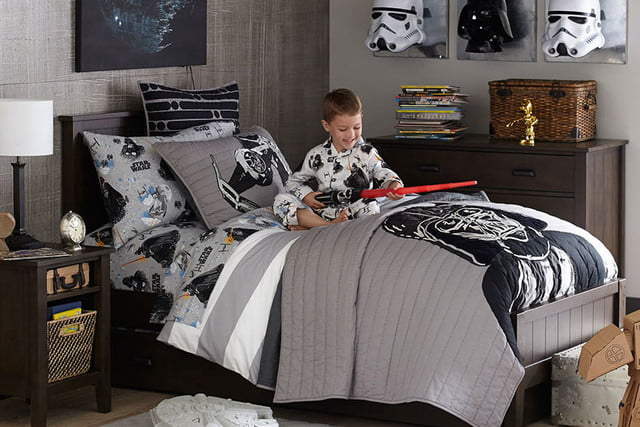 pottery barn has a 4000 star wars bed for sale 2