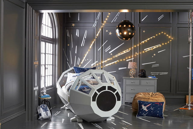 pottery barn has a 4000 star wars bed for sale 21