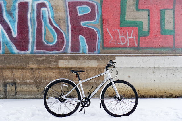 priority continuum bicycle first impressions my7
