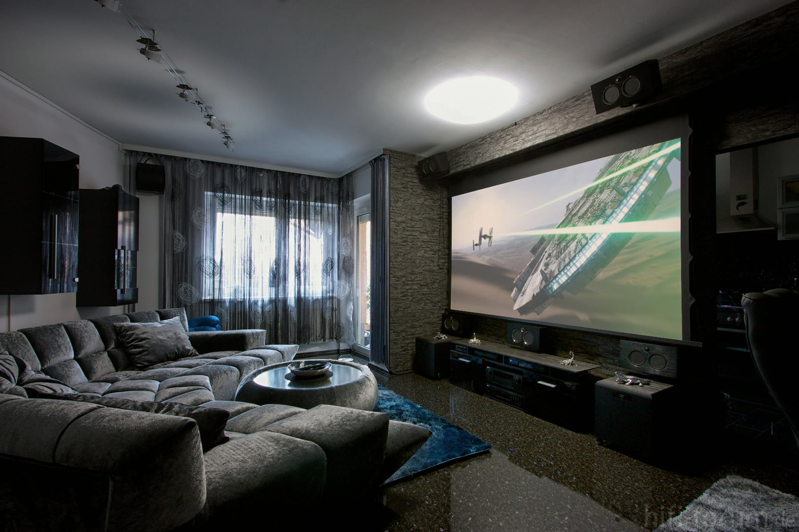 Projectors vs. TVs: Which Is Best for Your Home Theater? | Digital Trends