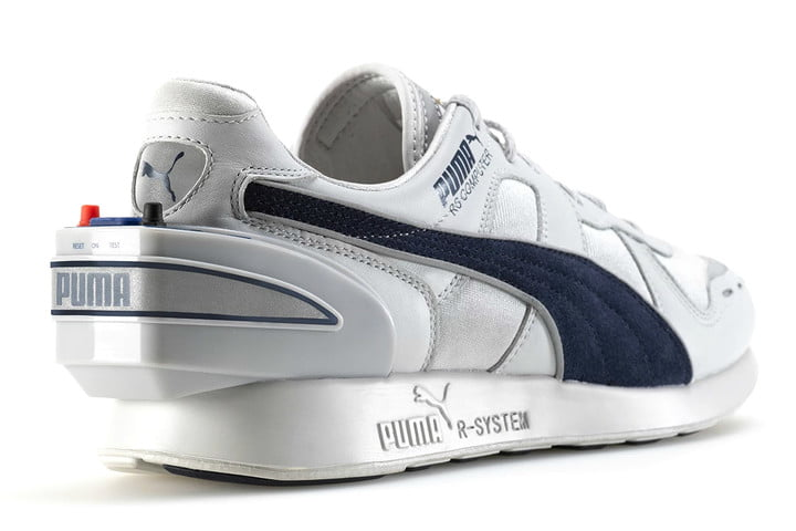 puma revives its 1986 smart shoe rs computer