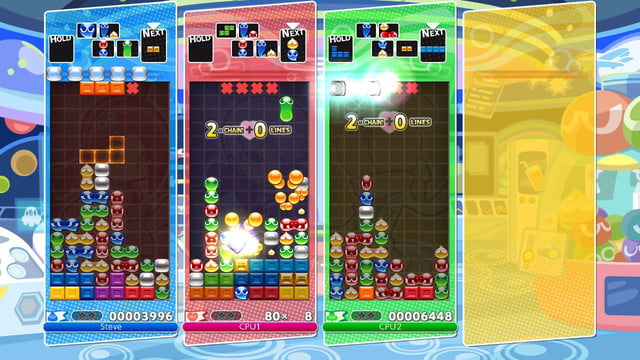 best switch games for traveling puyo tetris