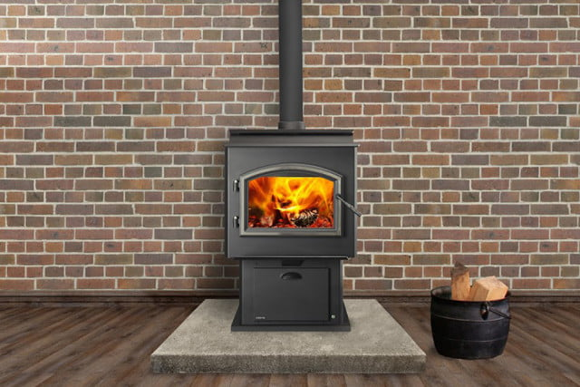 quadra fire introduces a thermostat controlled wood stove adventure series  003 - This Thermostat-controlled Wood Stove Helps Keep Your Home The