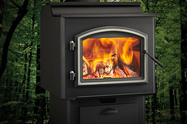 quadra fire introduces a thermostat controlled wood stove adventure series 008