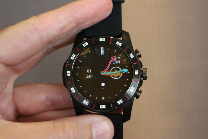 qualcomm snapdragon 3100 news wear ambient
